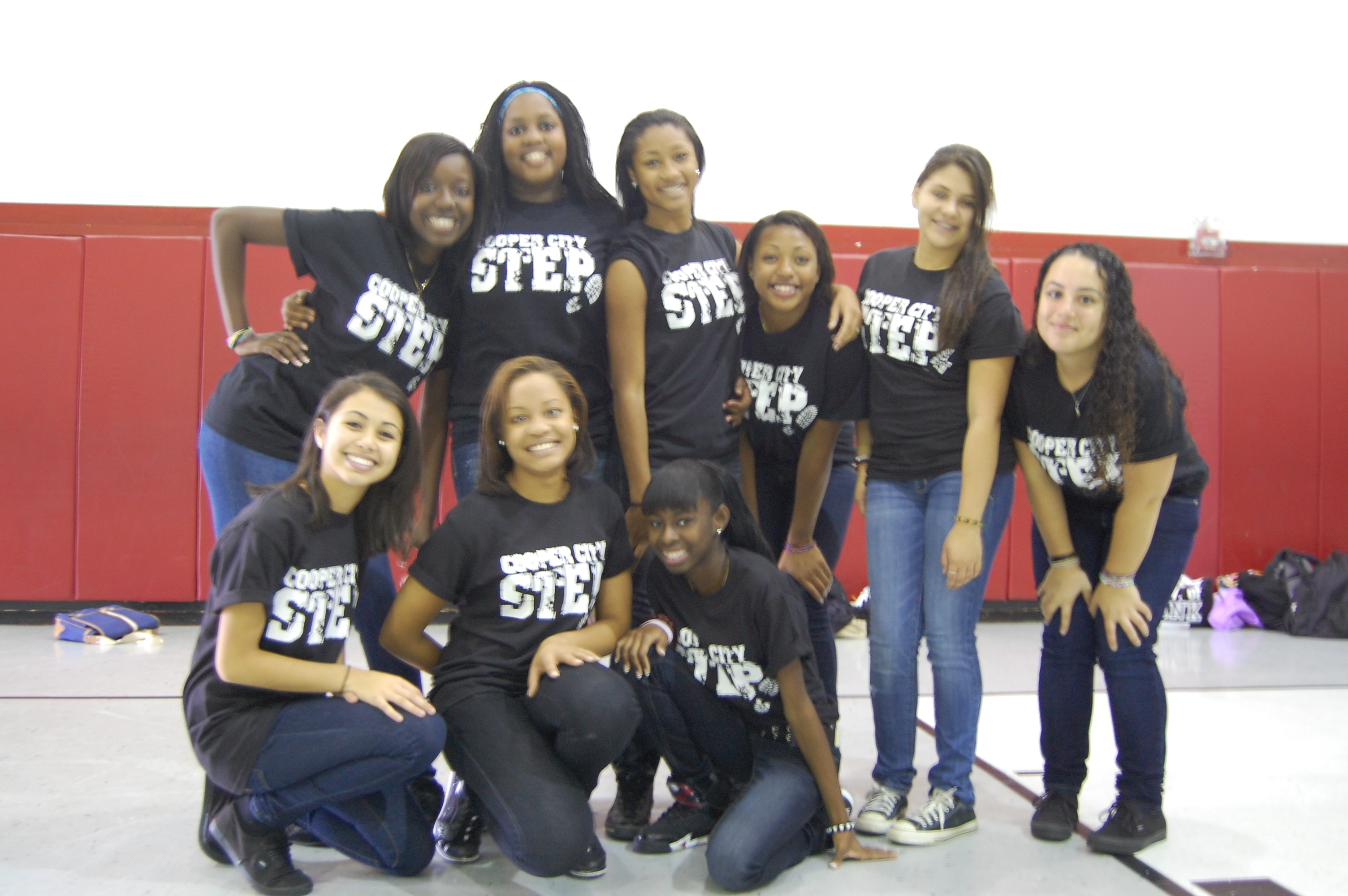 Step Team Uniforms http://thelariatonline.com/?p=651